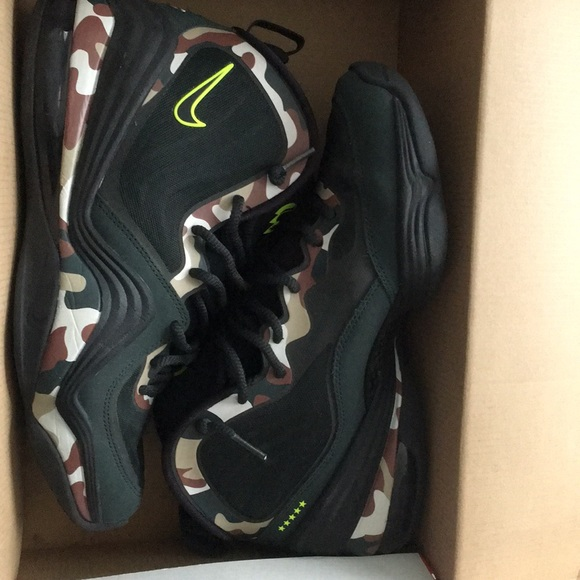 Nike Other - Men's Nike Air Penny V Camo